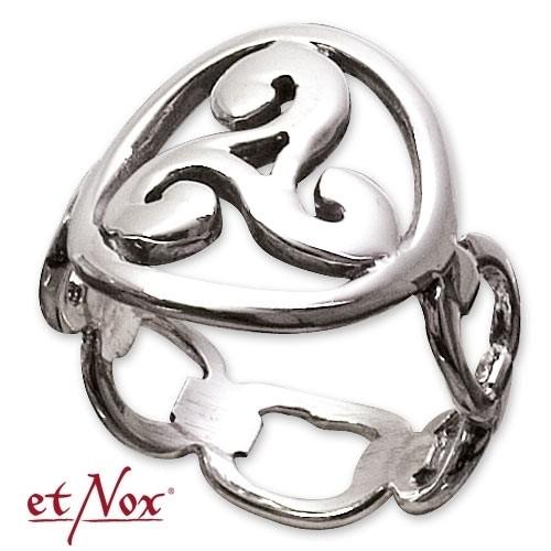 "etNox-Ring ""Keltische Triskele"" 925 Silber"