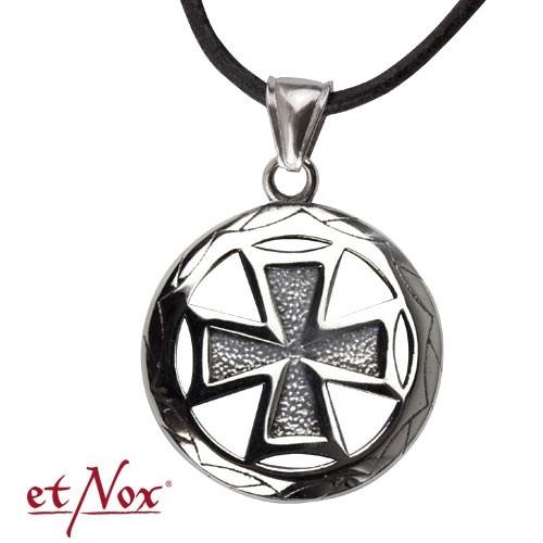 """eNox Anhänger """"Iron Cross"""" Edelstahl"""