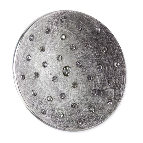 luxxl ring night sky silber schwarz rhodiniert cz. Black Bedroom Furniture Sets. Home Design Ideas