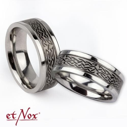 """etNox Ring-Duo """"Love has no end"""""""