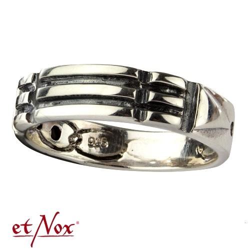 "etNox - Ring ""Atlantis"" 925 Silber"