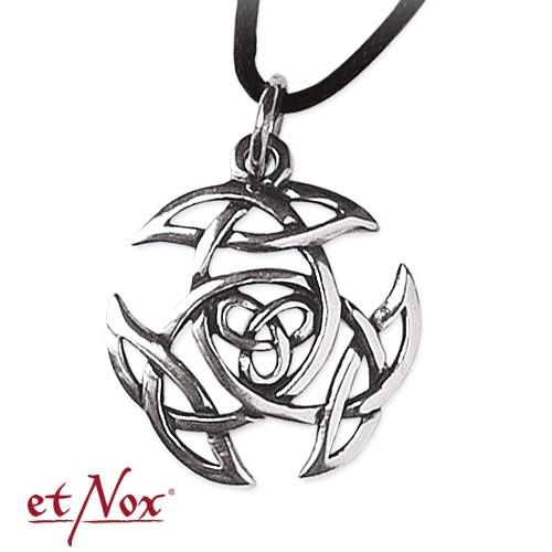 """etNox-Anhänger """"Keltischer Knoten"""" 925er Silber"""