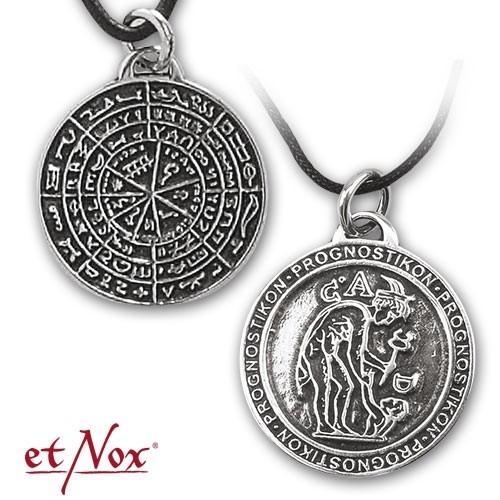 """etNox-Anhänger """"Prognostikon"""" 925 Silber"""