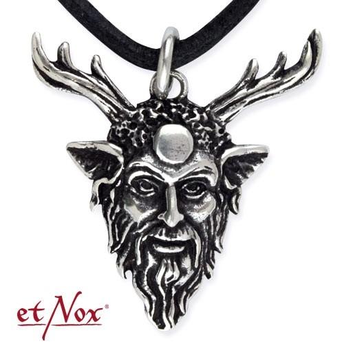 """etNox-Anhänger """"Cernunnos"""" 925 Silber"""
