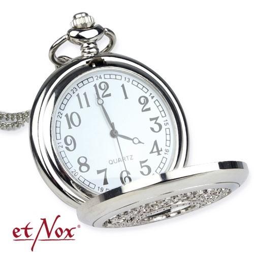 """etNox Taschenuhr """"Vintage Time"""""""