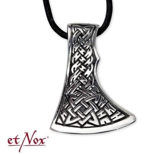 """etNox-Anhänger """"Axt"""" 925 Silber"""