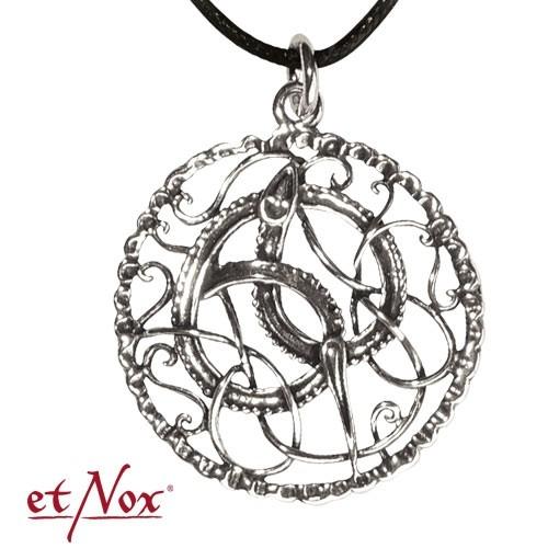 """etNox-Anhänger """"Keltische Schlange"""" 925 Silber"""