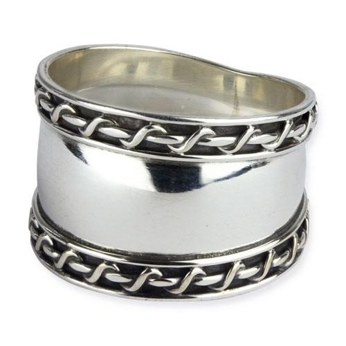 etNox - Ring 925 Silber