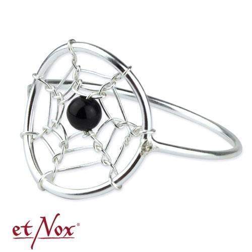 """etNox - Ring """"Traumfänger"""" 925 Silber"""