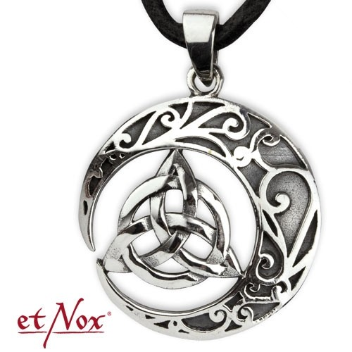 "etNox-Anhänger ""Keltischer Knoten"" 925 Silber"